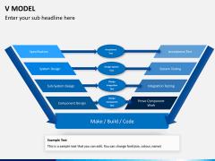 V model PPT slide 4