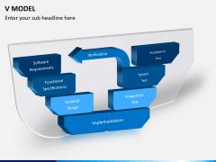 V model PPT slide 5