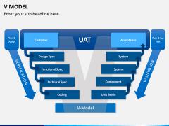 V model PPT slide 7