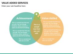 Value added services PPT slide 11