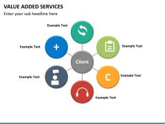 Value added services PPT slide 16