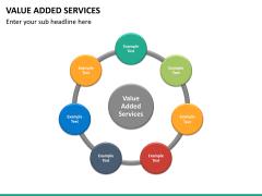 Value added services PPT slide 17