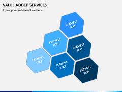 Value added services PPT slide 10