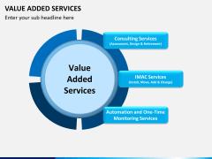 Value added services PPT slide 5