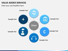 Value added services PPT slide 6