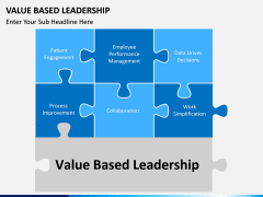 Value Based Leadership PPT slide 4