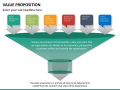 Value proposition PPT slide 23