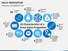 Value proposition PPT slide 11