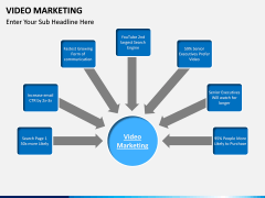 Video marketing PPT slide 1