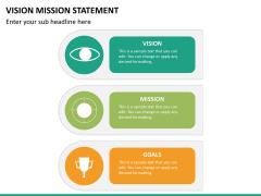 Vision mission statement PPT slide 13