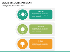Vision and mission bundle PPT slide 79