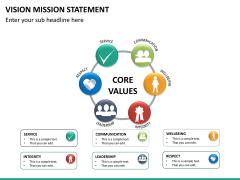 Vision mission statement PPT slide 16