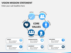 Vision and mission bundle PPT slide 22