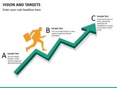 Vision and targets PPT slide 22