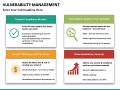 Vulnerability Management PPT slide 28