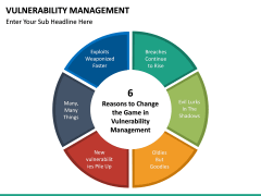 Vulnerability Management PPT slide 35