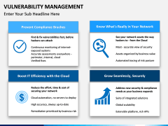 Vulnerability Management PPT slide 10