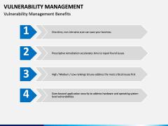 Vulnerability Management PPT slide 13
