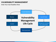 Vulnerability Management PPT slide 9