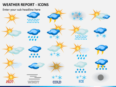 Weather report PPT slide 7