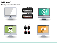 Web Icons PPT slide 13