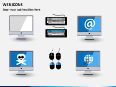 Web Icons PPT slide 6