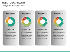 Website dashboard PPT slide 16