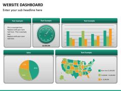 Website dashboard PPT slide 17