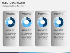 Website dashboard PPT slide 6