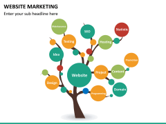 Website marketing PPT slide 16