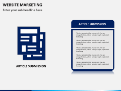 Website marketing PPT slide 4