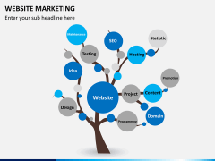 Website marketing PPT slide 6