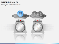 Weighing scales PPT slide 5