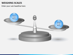Weighing scales PPT slide 7