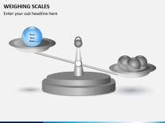 Weighing scales PPT slide 8