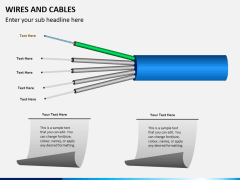 Wires and cables PPT slide 2