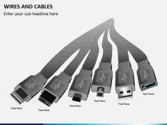 Wires and cables PPT slide 4