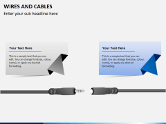 Wires and cables PPT slide 6