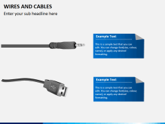 Wires and cables PPT slide 7
