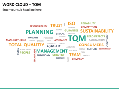 Word cloud PPT slide 21