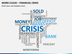 Word cloud PPT slide 13