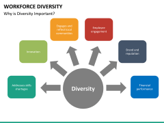Workforce diversity PPT slide 22