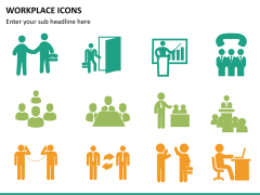 Workplace Icons PPT slide 9