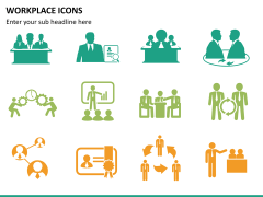 Workplace Icons PPT slide 10