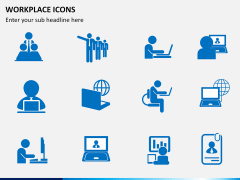 Workplace Icons PPT slide 6