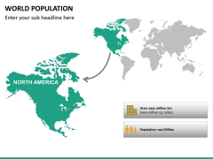 World population PPT slide 15