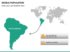 World population PPT slide 16