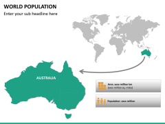 World population PPT slide 18