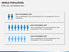 World population PPT slide 10