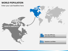 World population PPT slide 5
